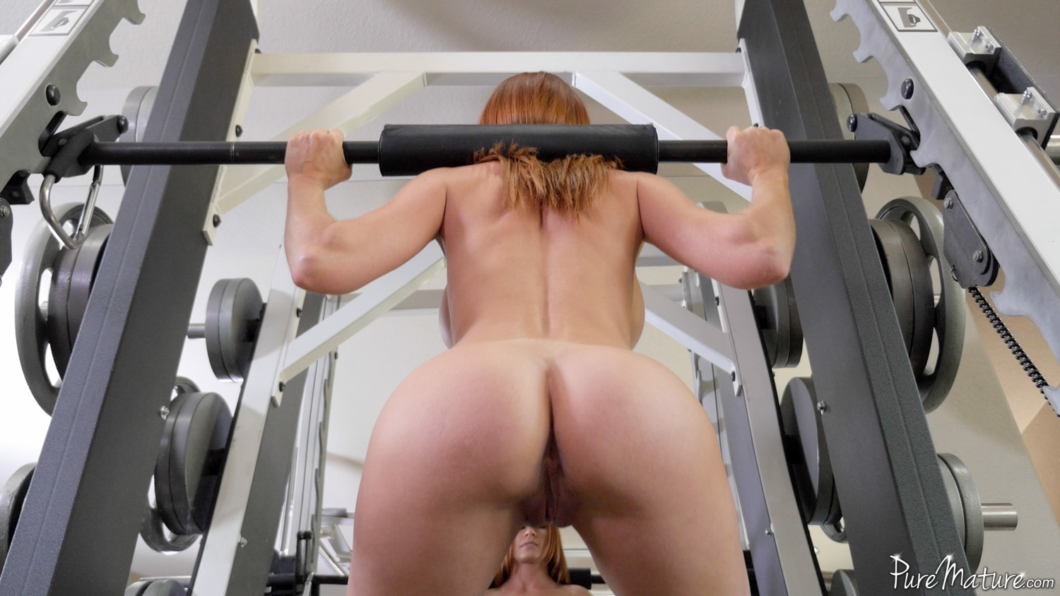 Milf Workout Nude Dare